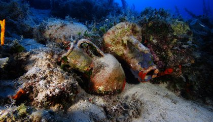 New Discoveries Double the Size of Ancient Greek Shipwreck Graveyard