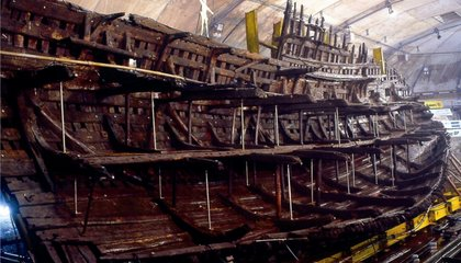 Explore Skulls and Artifacts From a 16th-Century Warship