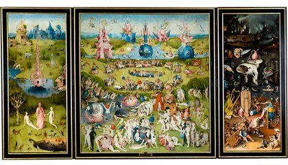 Even 500 Years After His Death, Hieronymus Bosch Hasn't Lost His Appeal