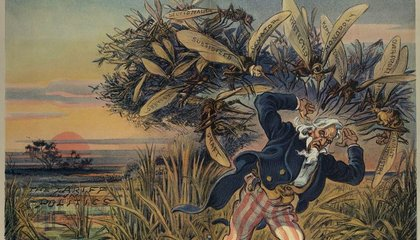 The Myth That Washington Was a Swamp Will Never Go Away