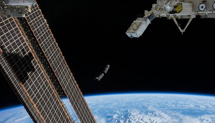 Ask the Astronaut: Why not build and launch spacecraft from the ISS?