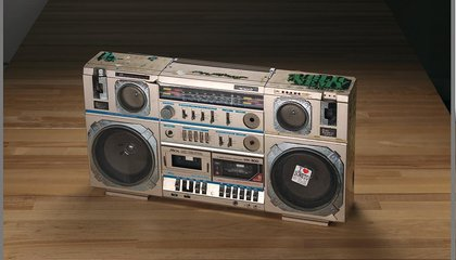 The Ballad of the Boombox: What Public Enemy Tells Us About Hip-Hop, Race and Society