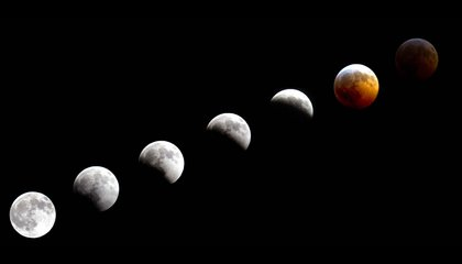 In the Western Hemisphere? Get Set for Tonight's Total Lunar Eclipse