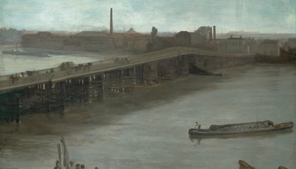 See 19th-Century London Through the Eyes of James McNeill Whistler, One of America's Greatest Painters