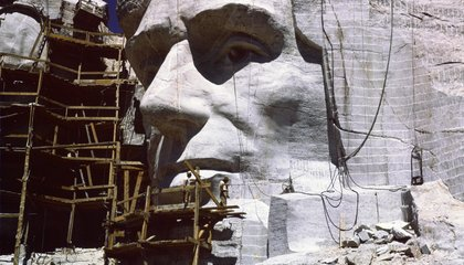 The Sordid History of Mount Rushmore