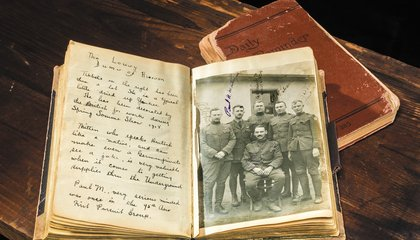 Diary of a World War I Ace