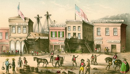 Gold Rush California Was Much More Expensive Than Today's Tech-Boom California