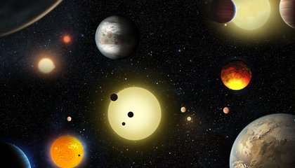 Kepler Discovers More Than 1,000 New Exoplanets