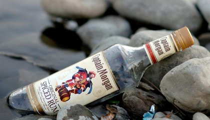 How a Captain Morgan Advertisement Inspired an Emergency Room Technique