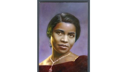 Previously Seen on a Tiny Postage Stamp, These Beautiful Portraits of African-Americans Go on View