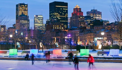 Canada's Outdoor Ice Skating Rinks' Days Are Numbered Thanks to Climate Change