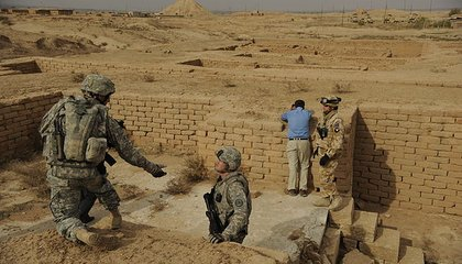 ISIS Has Destroyed a Nearly 3,000-Year-Old Assyrian Ziggurat