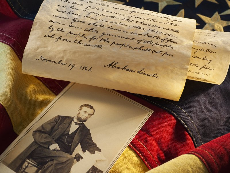 Letters written by Abraham Lincoln