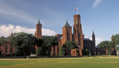 "Smithsonian Institution Building, ""The Castle"""
