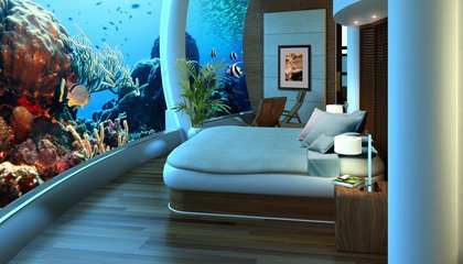 You Can Now Go on Vacation Under the Sea