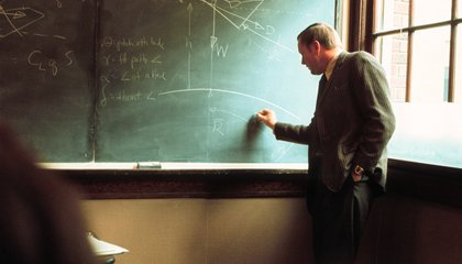Neil Armstrong, College Professor