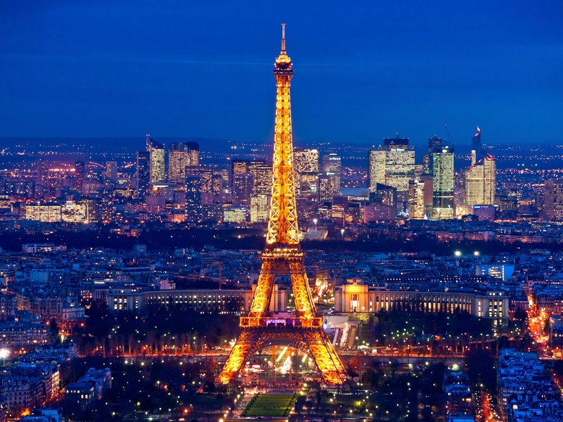 You can now spend the night in the eiffel tower travel for Overnight stay in paris