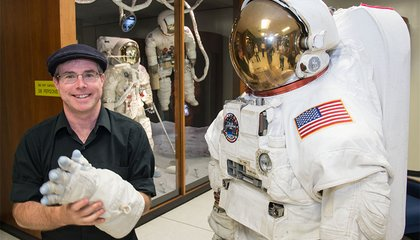 "Andy Weir, Author of ""The Martian,"" Shares Details About His Next Novel"