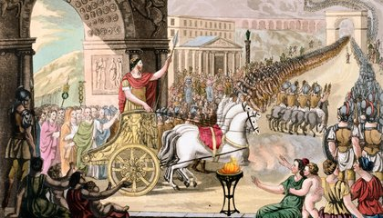 What You Don't Know About Ancient Rome Could Fill a Book. Mary Beard Wrote That Book