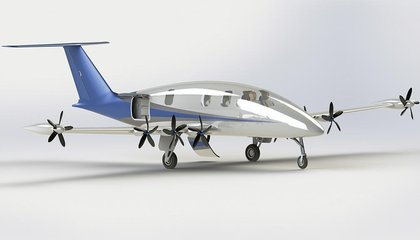 NASA Wants Ideas for the Next Electric Airplane