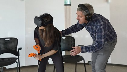 Face an Active Shooter in Virtual Reality, and You May Be Better Prepared to Survive a Real-Life Encounter