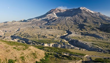 35 Years Later, Where You Can Still See Signs of the Mt. St. Helens Eruption