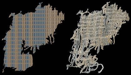 Earliest Evidence of Indigo Dye Found at Ancient Peruvian Burial Site
