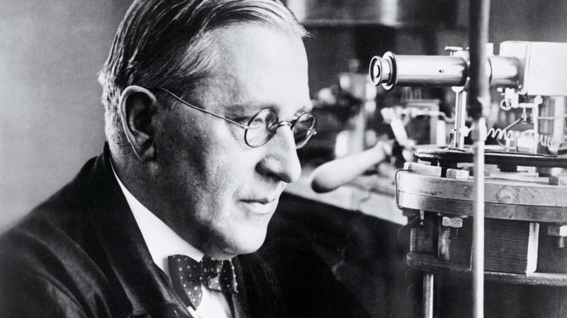 Scientist Victor Franz Hess often relied on a subway station as his laboratory.