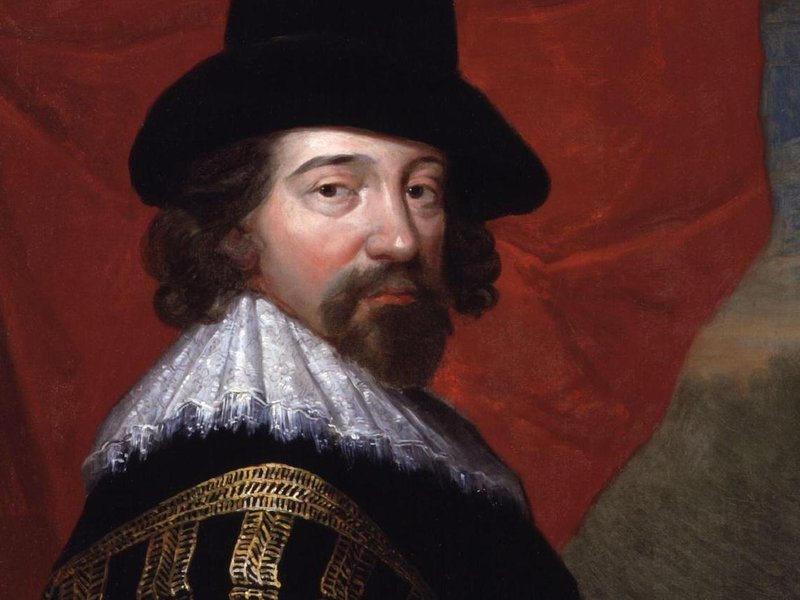 Six degrees of Francis Bacon