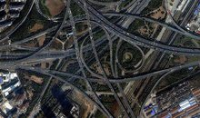 China's new highway system