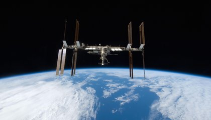 Why (Part of) the International Space Station Will Soon Be the Coldest Place in the Universe