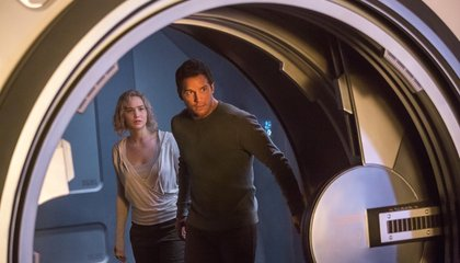 How Plausible Is the New Science Fiction Movie <em>Passengers?</em>
