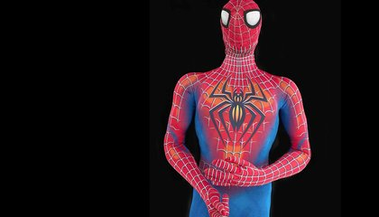 'Spider-Man: Turn off the Dark' Suit Receives a Lifetime Encore at the American History Museum