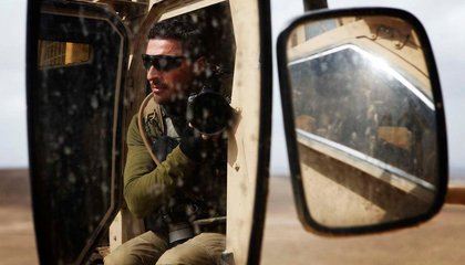 The Technical Challenges of Photojournalism in a War Zone