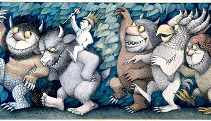 Legal Dispute Over Maurice Sendak's Epic Book Collection Gets Wild