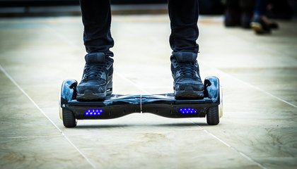 More Than Half a Million Hoverboards Were Just Recalled