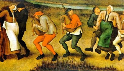 A Strange Case of Dancing Mania Struck Germany Six Centuries Ago Today