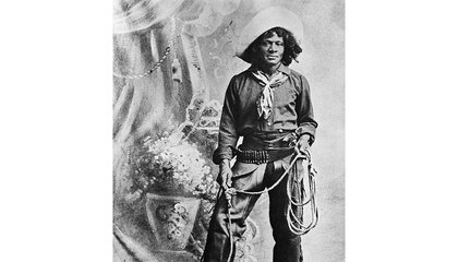 The Lesser-Known History of African-American Cowboys