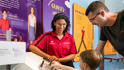 Science Explainer, National Air and Space Museum