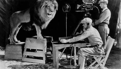The Story of Hollywood's Most Famous Lion