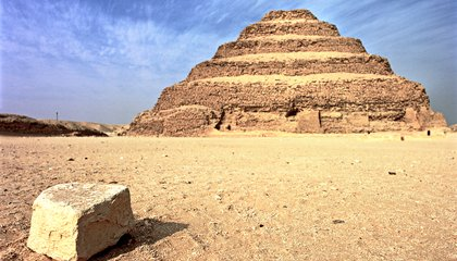 Restoration Of Egypt's Oldest Pyramid May Be Harming it