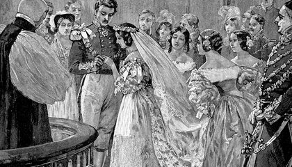 Queen Victoria Dreamed Up the White Wedding Dress in 1840