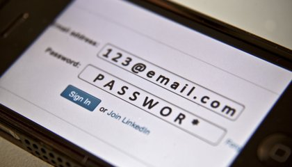 How You Type Your Password Could Be Its Own Security Measure