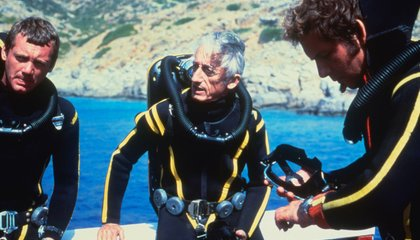 Frustrated with Shark Week, This Year Biologists Celebrated Jacques Cousteau with #JacquesWeek