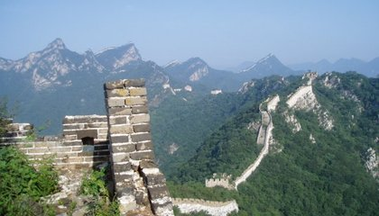More than 1,200 Miles of China's Great Wall Have Been Destroyed