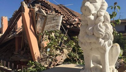 Italian Preservationists Save 900 Artworks From the Ruins of Earthquake-Struck Amatrice