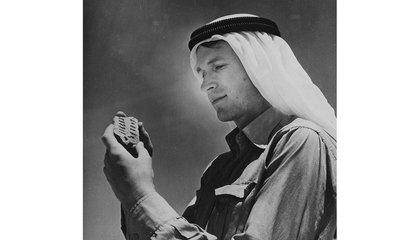 Unearthing America's Lawrence of Arabia, Wendell Phillips