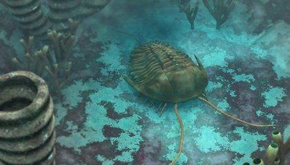 Take a Virtual Reality Trip to the Cambrian Explosion with David Attenborough