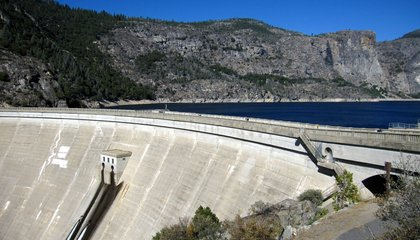 California's Crucial Reservoirs Are Running Low, And That's Even Worse Than It Sounds