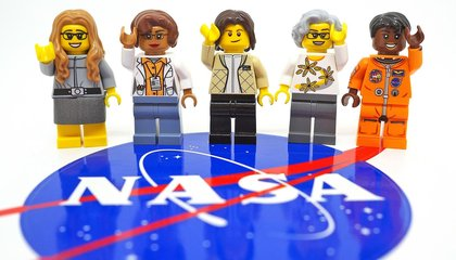 LEGO Is Making a Women of NASA Set